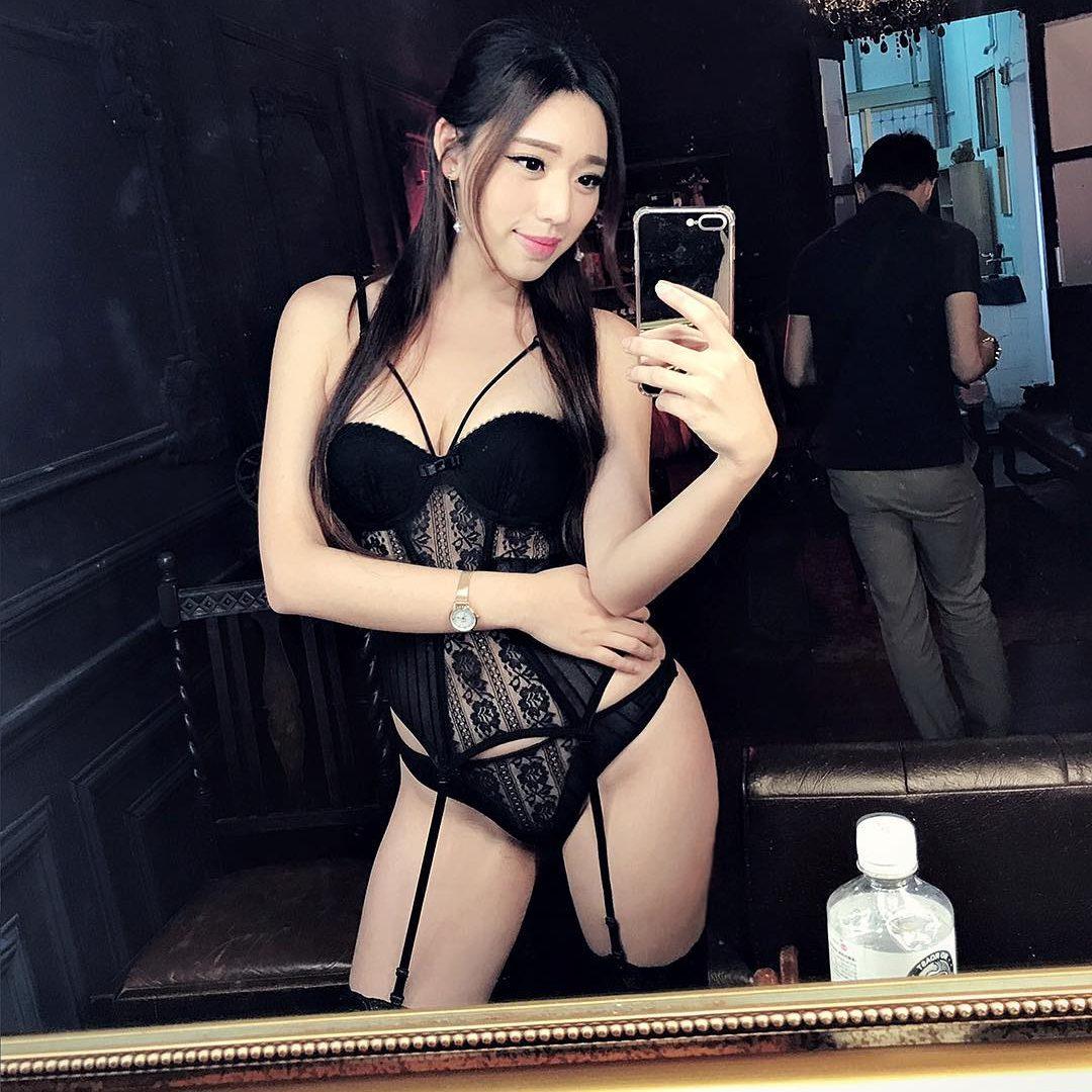 Đồ ngủ bodysuit cúp nâng ngực siêu sexy 2 màu CL8834 - Đồ